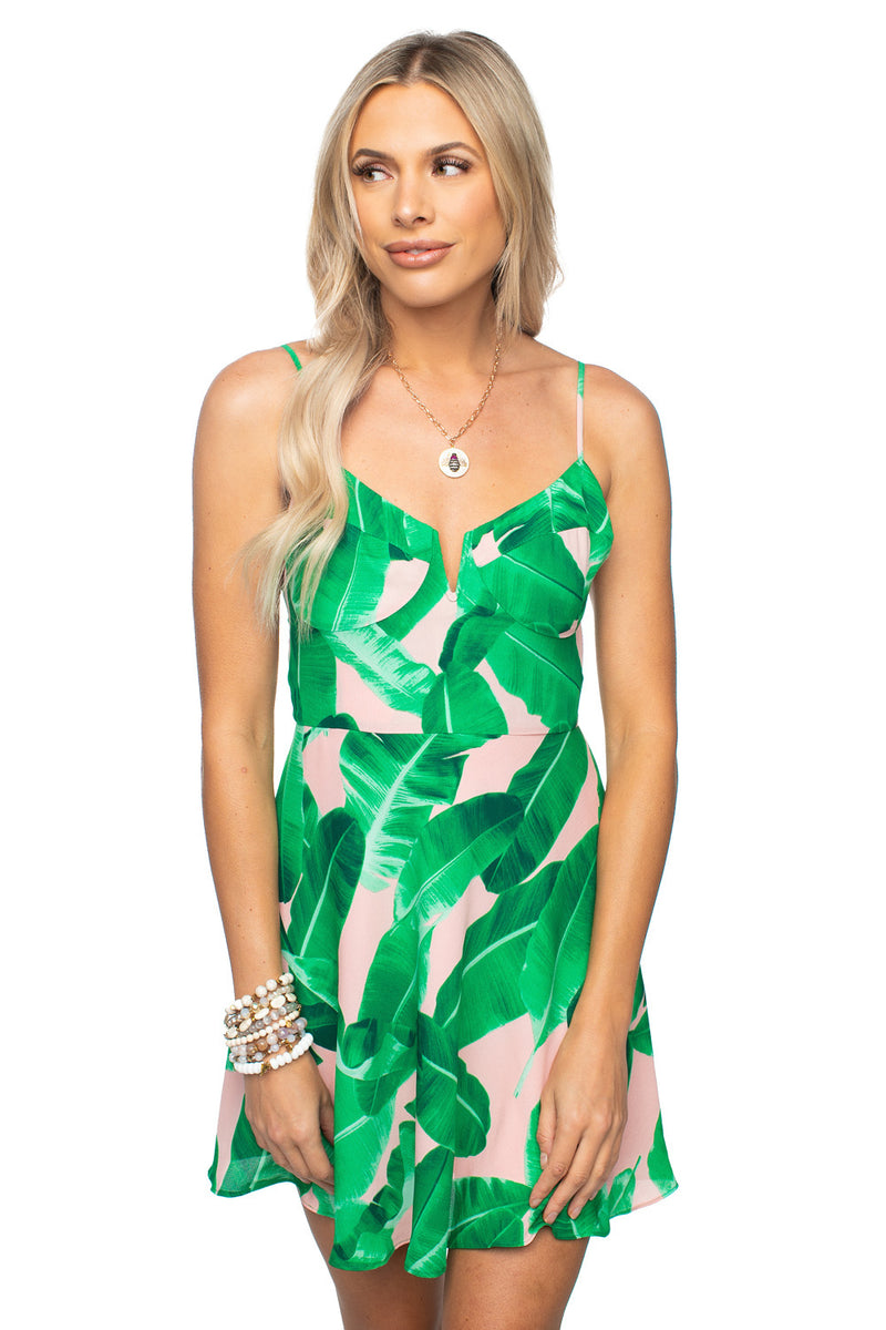 KEY WEST DAY DRESS