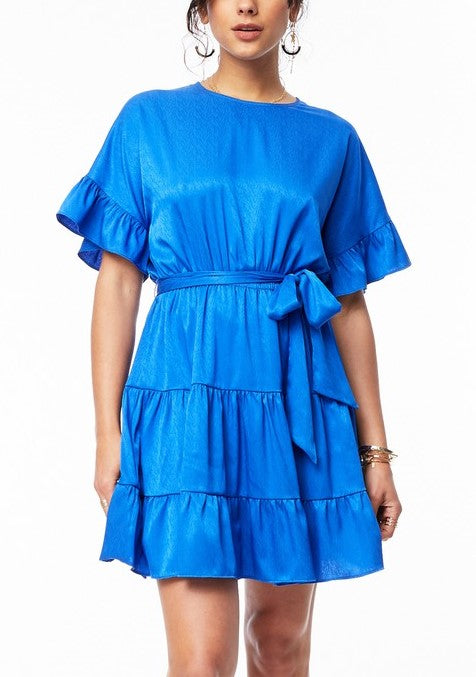 MEMPHIS BLUES DRESS