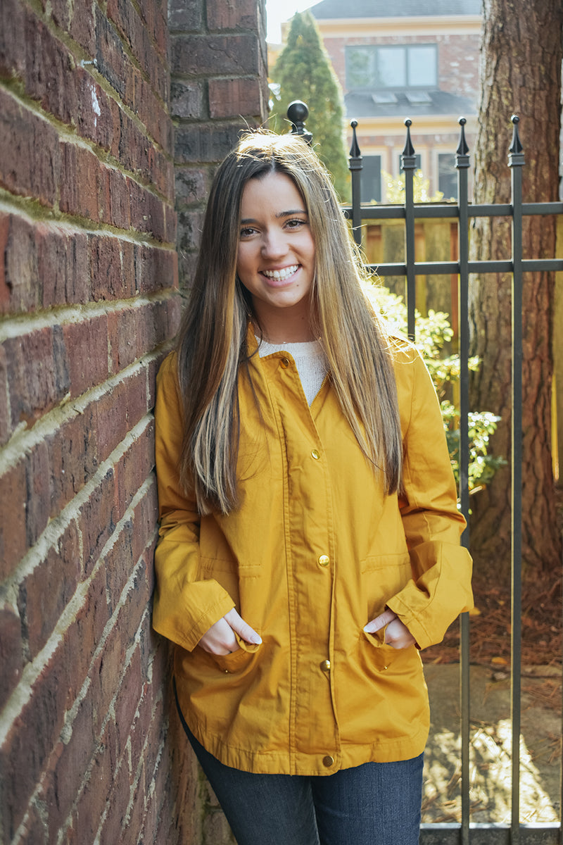 MUSTARD BE LOVE JACKET