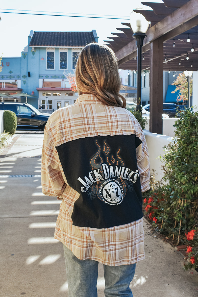 TENNESSEE T-SHIRT FLANNEL