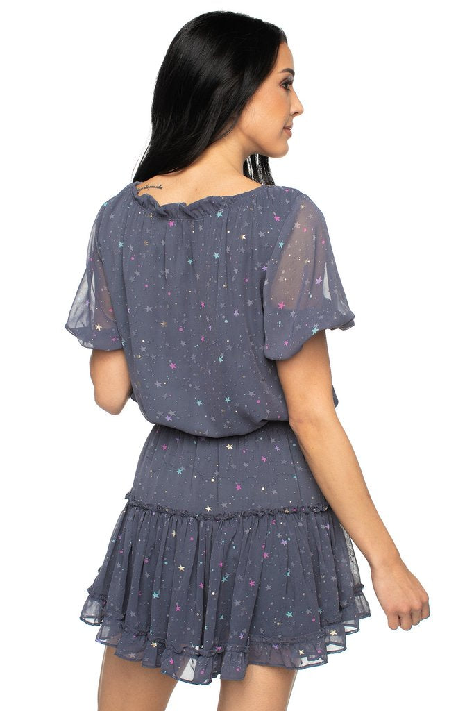 MILKY WAY GALAXY DRESS