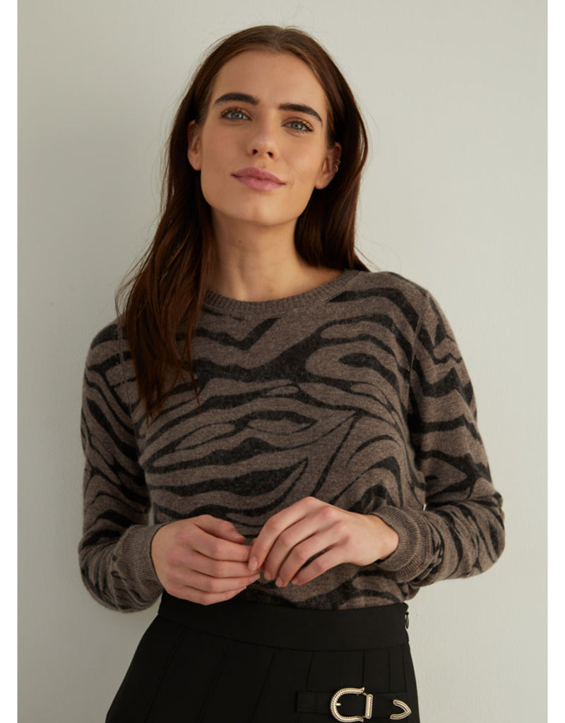 WILD CHILD CASHMERE SWEATER