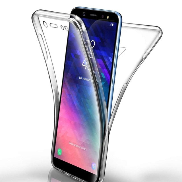 Electroplated Magnetic Clear Cover Phone Case For Samsung Galaxy S10 5G S9 S8 Plus S10E Note 9 8 A9 2018 M20 M30