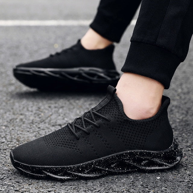 Male Breathable Sports Sneakers