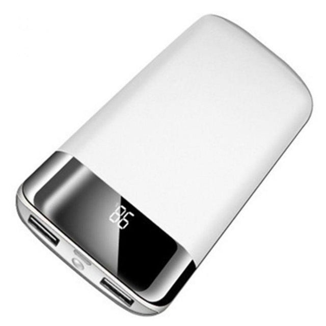 LED Power Bank External Battery 30000 mah