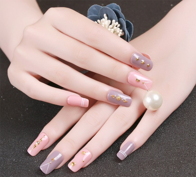 Nail Gel Art Polish Pigment LED UV Painting