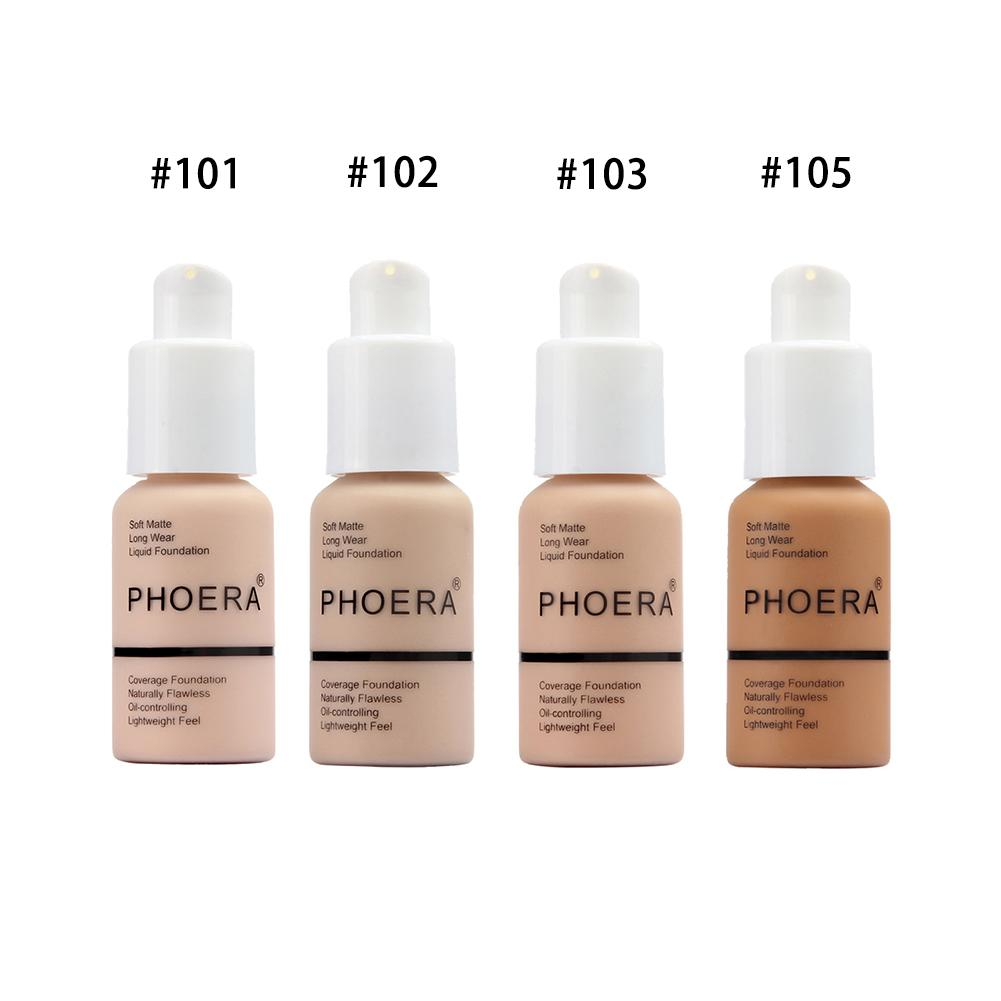 FLAWLESS LONGEST LASTING HIGH COVERAGE MAKEUP FOUNDATION CONCEAL CREAM BONUS PACKS!