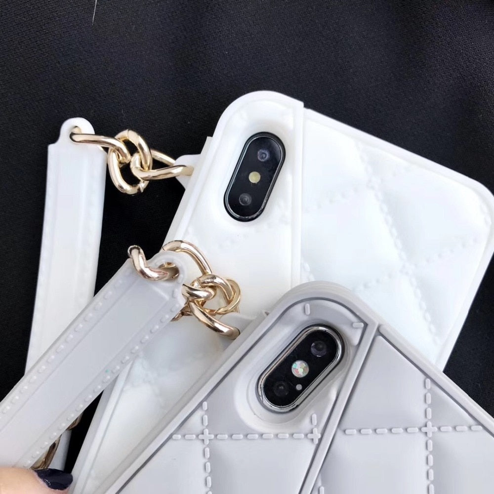 Soft Crossbody Handbag Iphone case