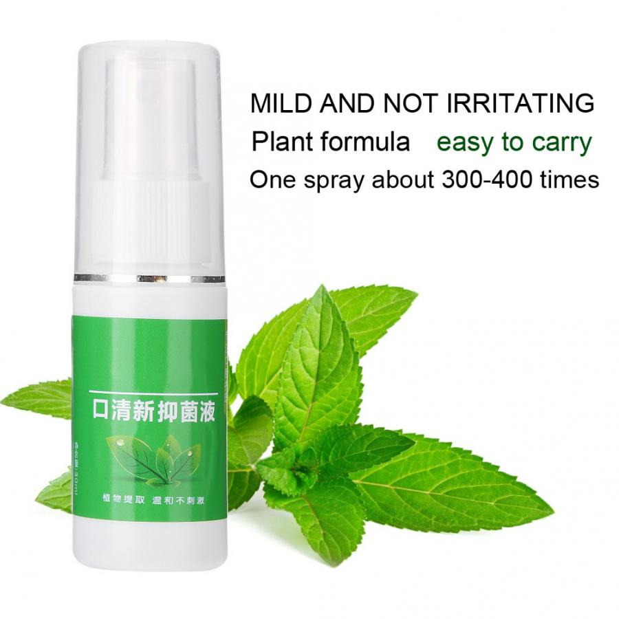 Mouth Freshener Oral Treatment Spray