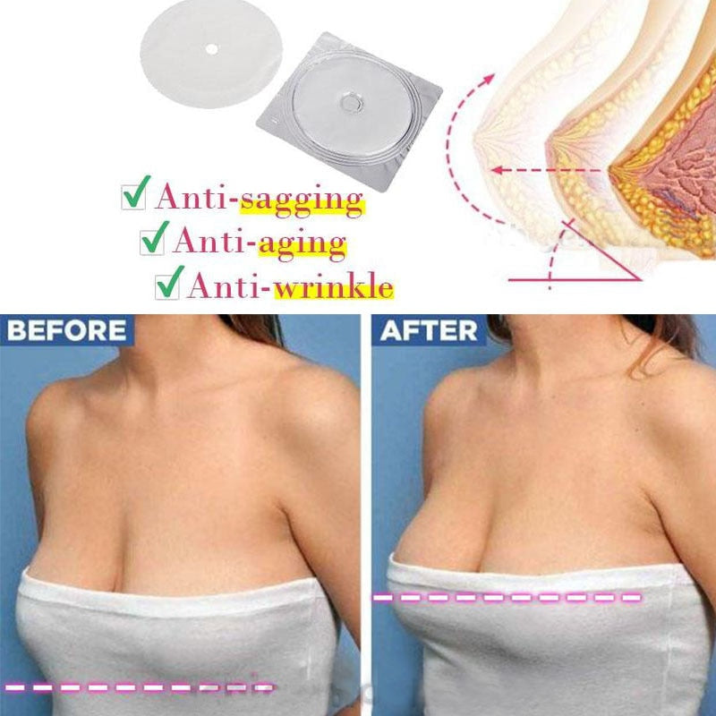 Breast Enhancement Upright Lifter  Anti-Sagging Mask