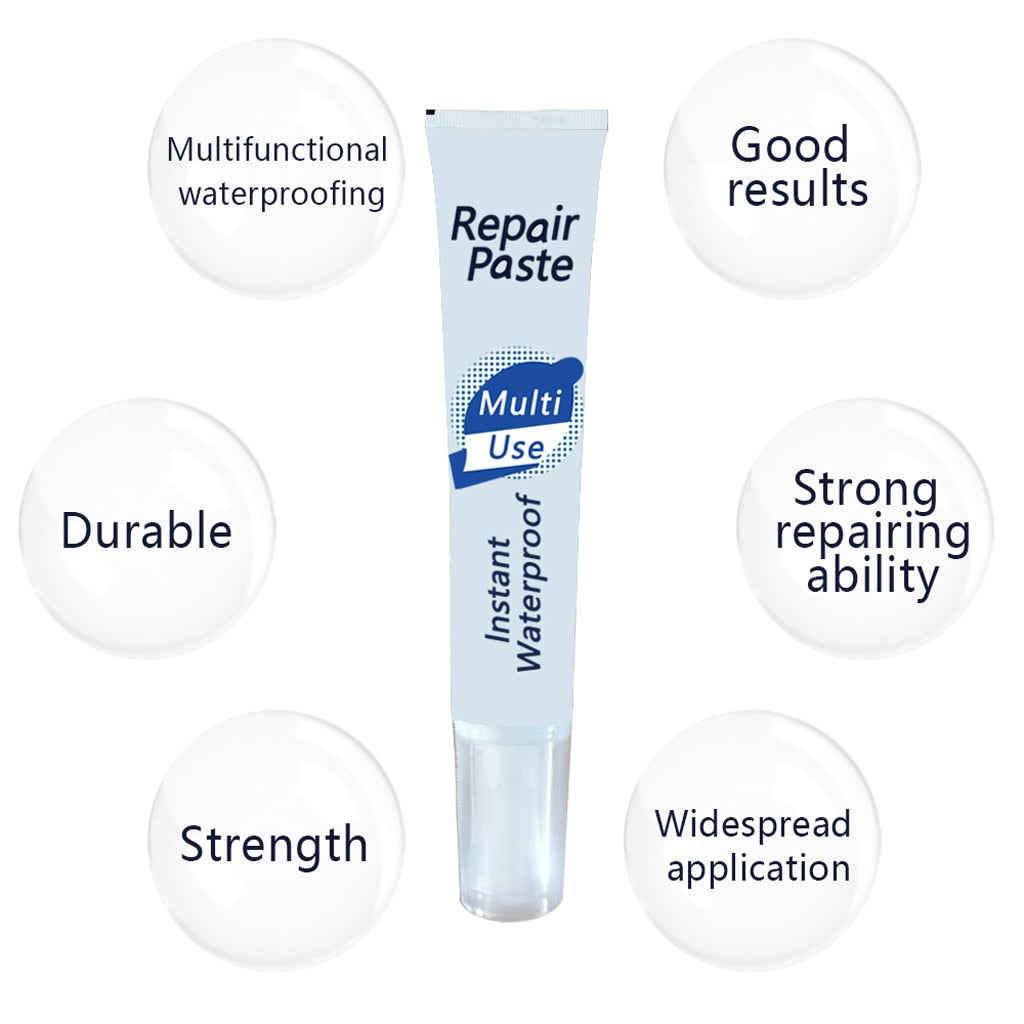 Multi Purpose Waterproof Repair Paste 100ml