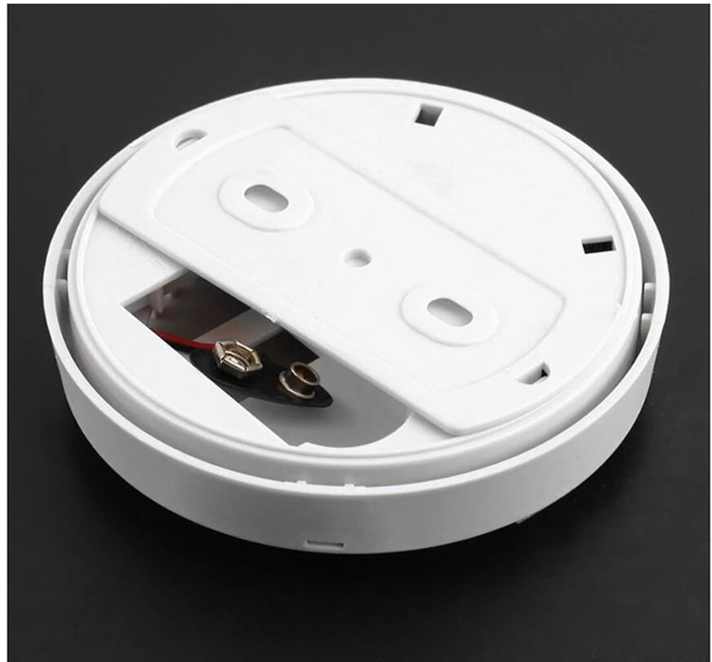 Smoke Detector Fire Protection Portable alarm Home security System