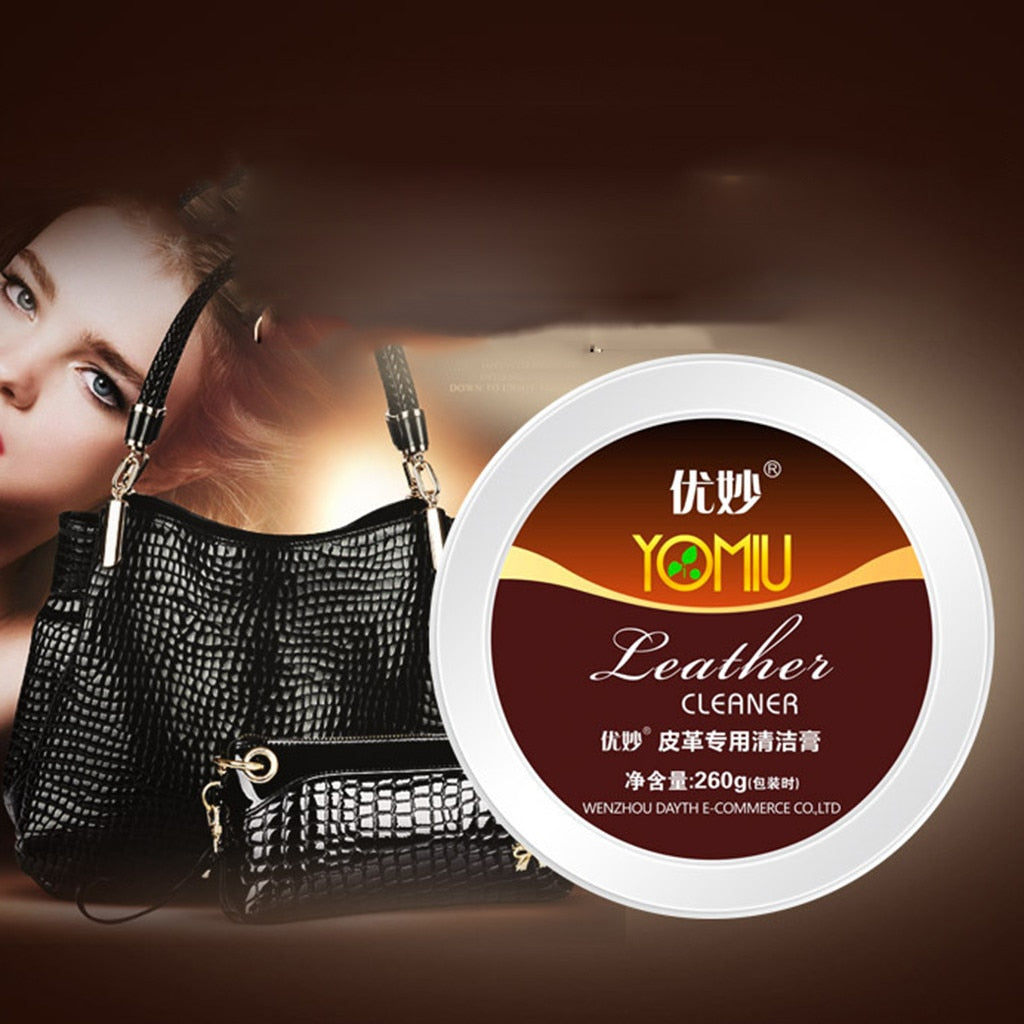 Multi Purpose Leather Refurbishing Cleaner