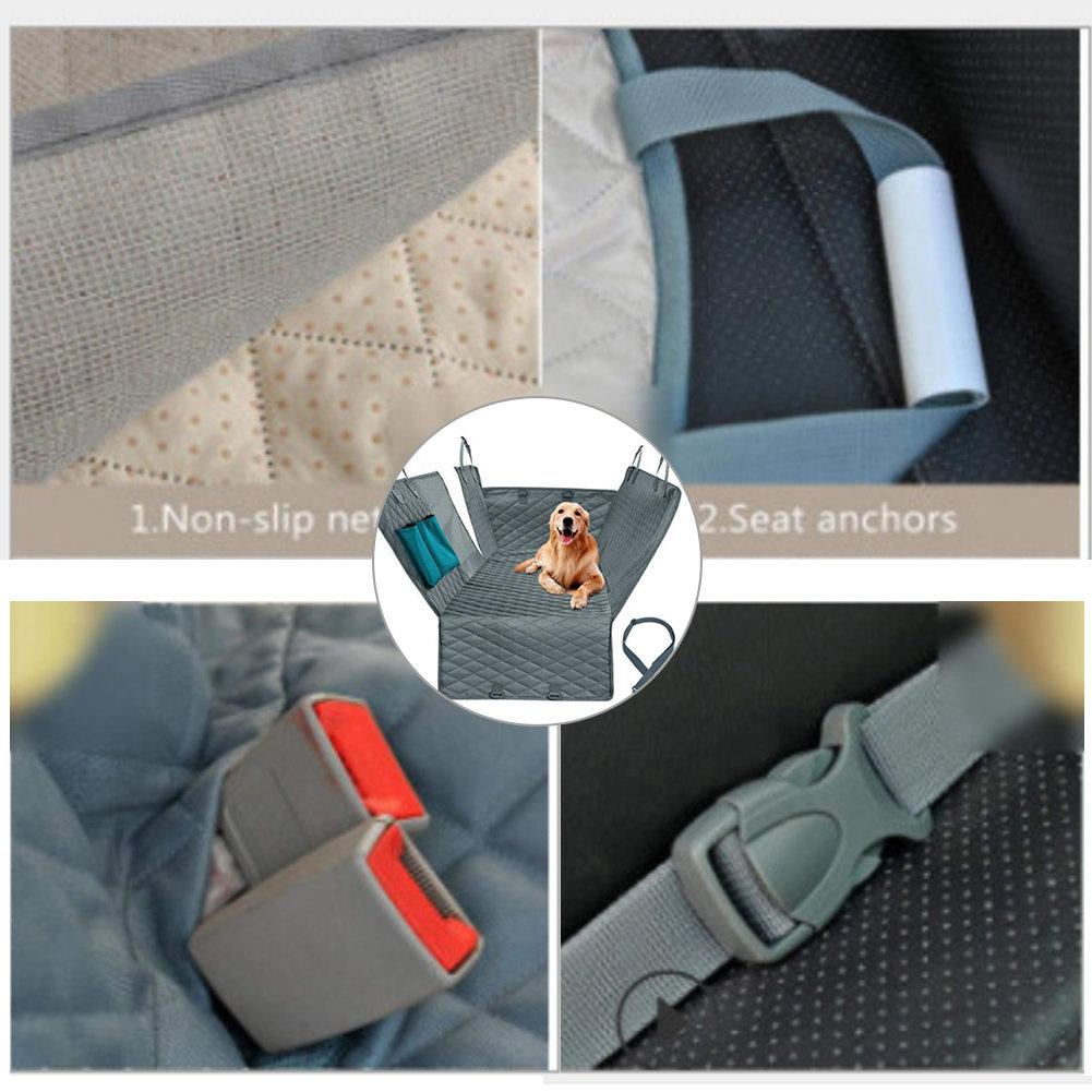 Pet Dog Travel Mat – Mesh Dog Carrier Car Hammock