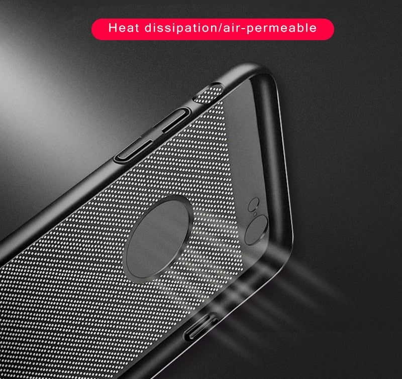 Heat Dissipation Case for  iPhone