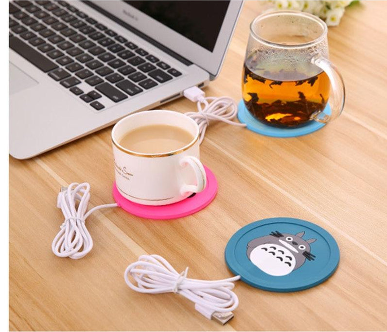 USB Heater Tray Mug Pad