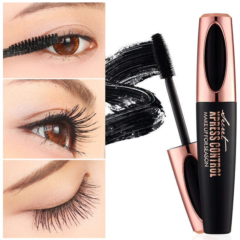 """Makes My Lashes Long And Beautiful. I Love This Mascara!"" - Julie B., Xpress Mascara Customer"