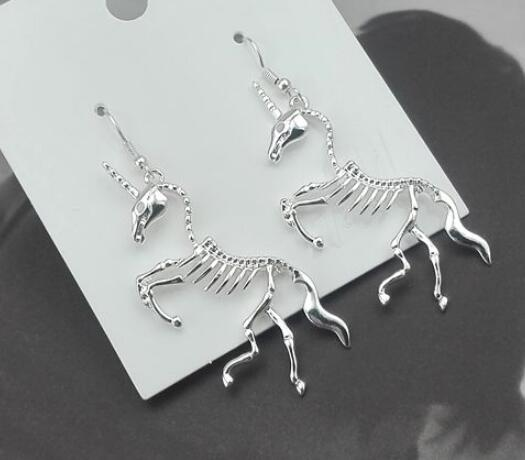 Undead Unicorn Earrings