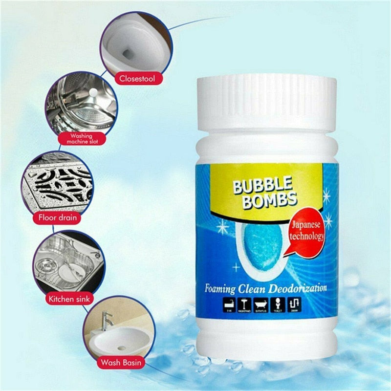 Magic Bubble Bombs All in one Cleaner