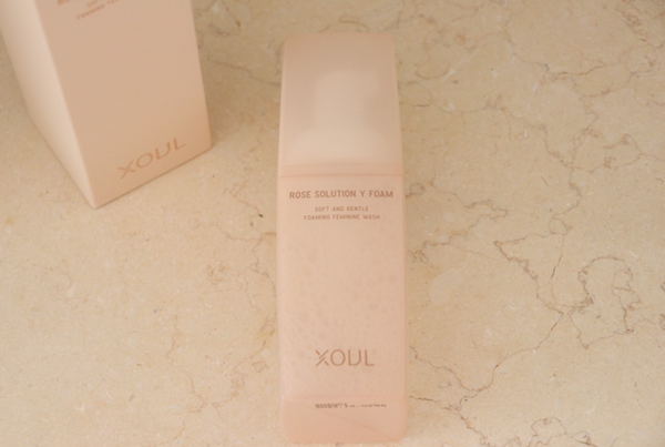 REKOMENDASI PEMBERSIH KEWANITAAN XOUL COSMETIC! XOUL ROSE SOLUTION Y FOAM
