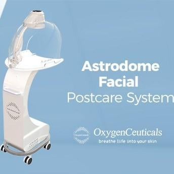 Astrodome O2 8-Step Facial