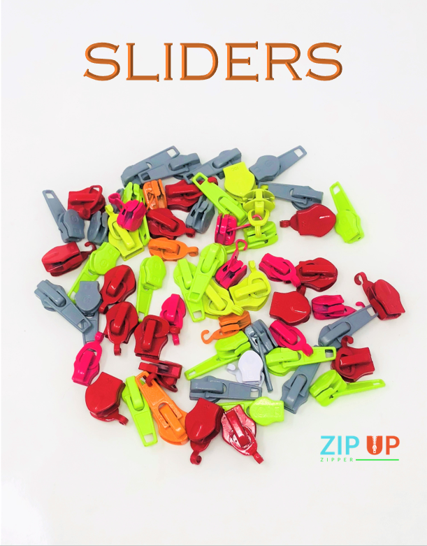 Finding The Right Slider For A Zipper