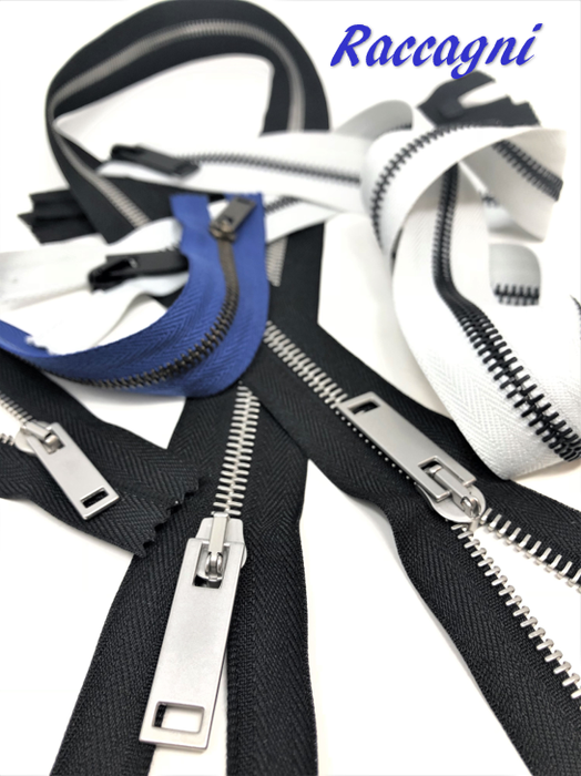 New: Raccagni Zippers at Zip-Up Zipper