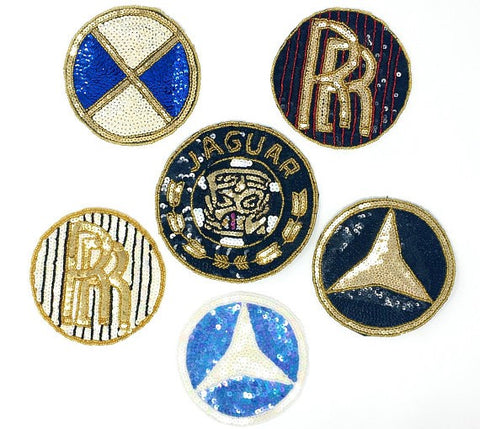 Patches and Appliques