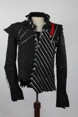 zipper jacket Ghost Circus