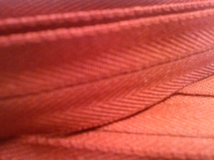 Wholesale Red Invisible Zippers Color 519 - Choose Length-