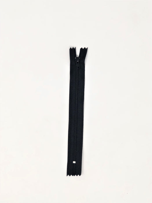 Nylon Zippers 4 Inches Coil #3 Closed Bottom - ZipUpZipper