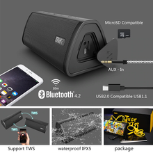 Load image into Gallery viewer, Portable Bluetooth Speaker - Smart Gadget Hub