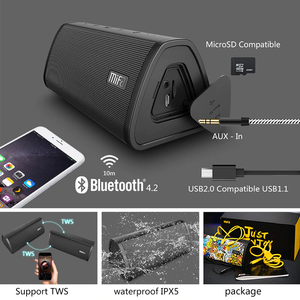 Portable Bluetooth Speaker - Smart Gadget Hub