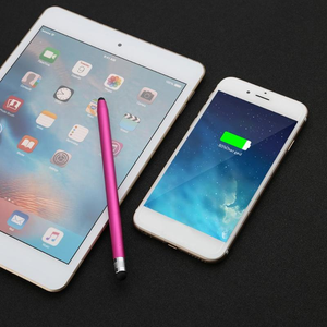Dual Round Tip Stylus Pen for Phone, iPad, Smart Phone, Tablet or PC Computer - Smart Gadget Hub