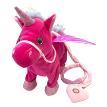 Load image into Gallery viewer, Electric Walking Unicorn Plush Toy - Smart Gadget Hub