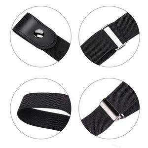 Buckle-Free Elastic Invisible Belt - Smart Gadget Hub