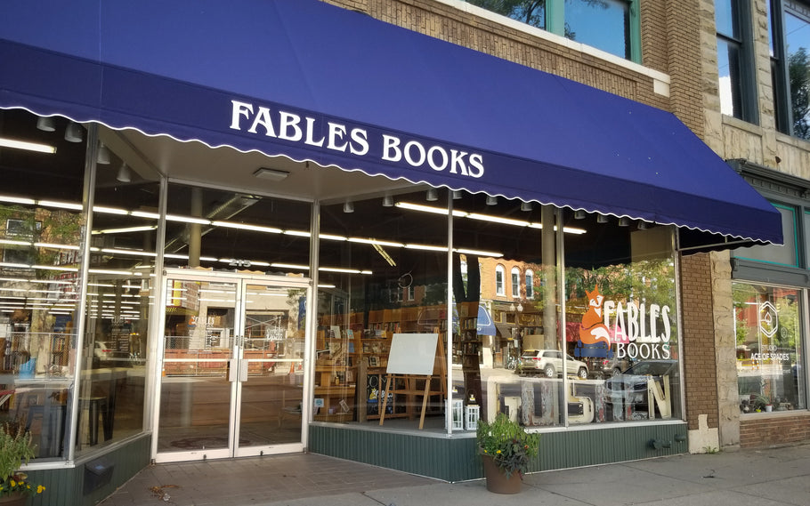 Five Easy Ways to Continue to Support Fables Books in 2020