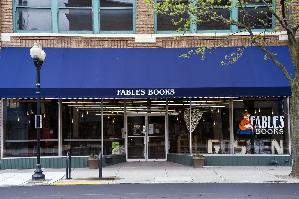 Fables Books Storefront