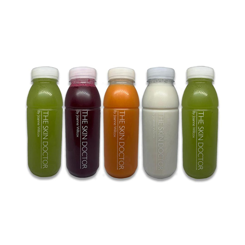 Cold Pressed Juice Cleanse 1-5 Day Package