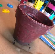 July 25 - Mommy & Me - Painted Pot with Seed Bomb Garden