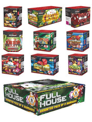 Full House Barrage Pack
