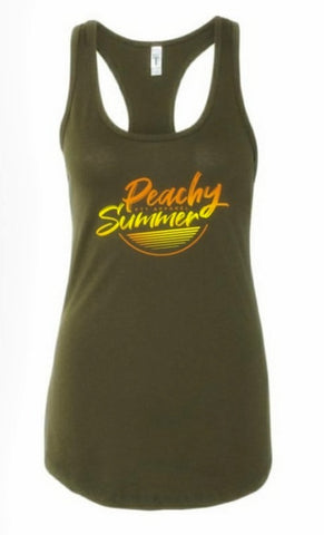 PEACHY SUMMER TANK