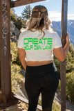 "FTT ""CREATE YOUR OWN LANE"" T SHIRT"
