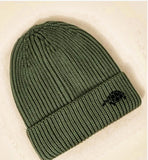 OLIVE GREEN FTT BEANIE- SOLD OUT