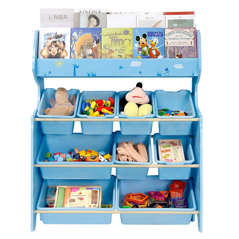 3 Layer Toy Organizer and Book Rack