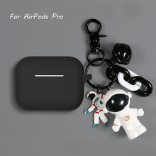 Charger l'image dans la galerie, Coque en silicone Airpods Cartoon Astronaute-YOUTHMOOD