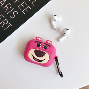 Etui protection en silicone Airpods-YOUTHMOOD