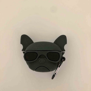 Etui en silicone Airpods funny cartoon-YOUTHMOOD