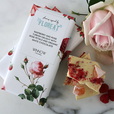 Floreat X Winnow | Raspberry & Rose