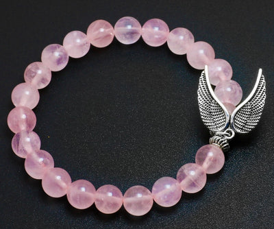 Pink Beaded Bracelet - Mseljoy Accessories